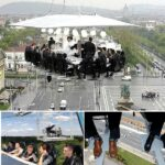 Hungry for Adrenaline? Dinner in The Sky, a Worldwide Thrilling Dining Concept