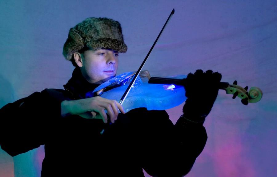 ice violin