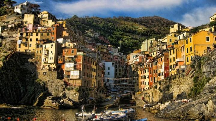 Cinque Terre, Italy (1)