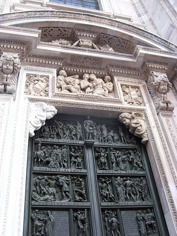 dome door