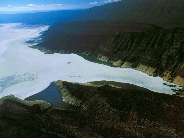 Djibouti - Lac Assal