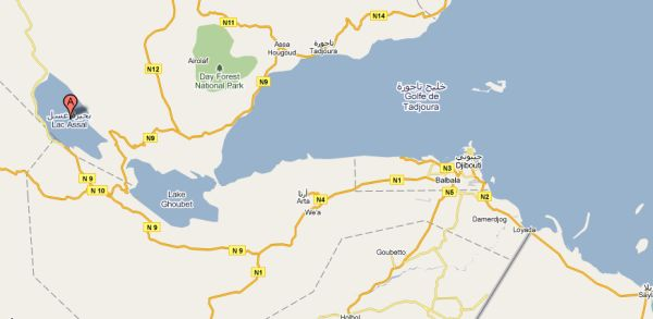 map assal 2
