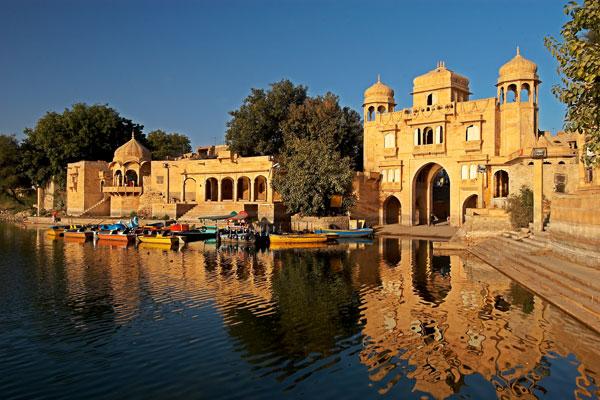 Jaisalmer-Gadsisar-Lake