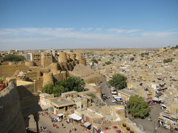 Jaisalmer-India