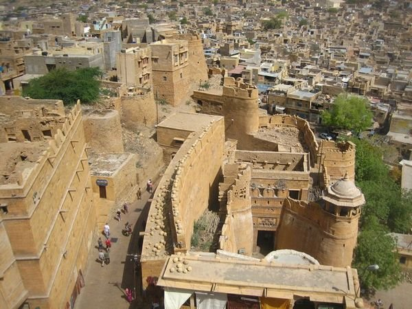 Jaisalmer fort view2