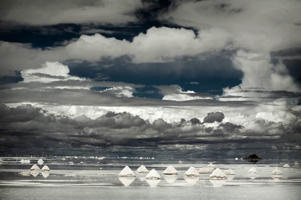 bolivia salt lake amazing