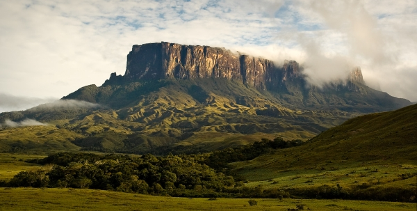 amazing roraima mountain