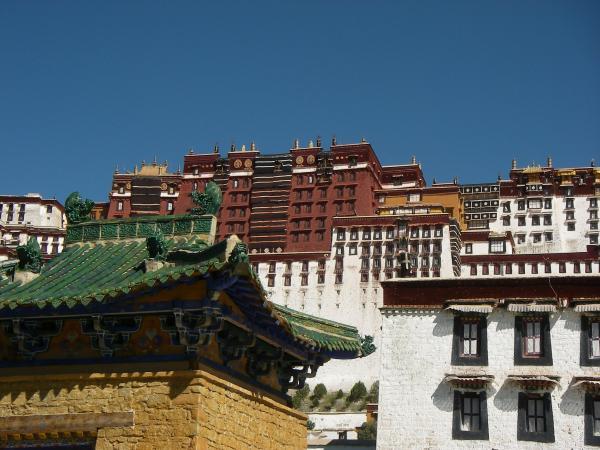 pocala palace tibet