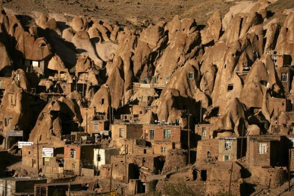Ancient Persian Houses