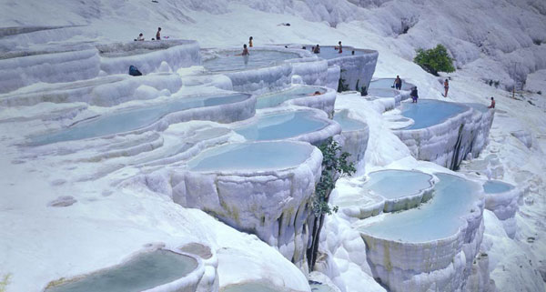 TravertinePools_pamukkale