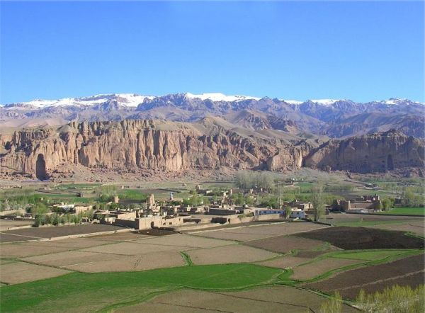 Bamiyan_overview