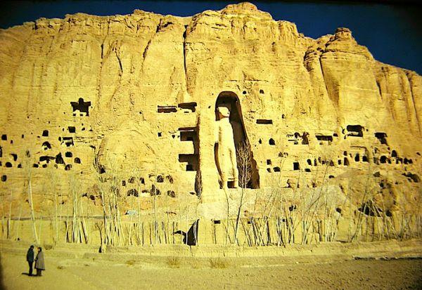 Buddha Bamyan Valley