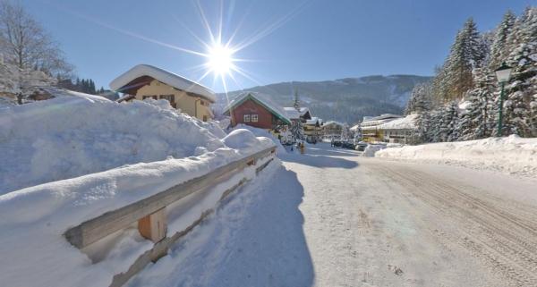 Filzmoos,-Salzburg,-Austria winter