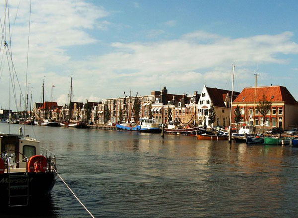 Harlingen,_the-netherlands