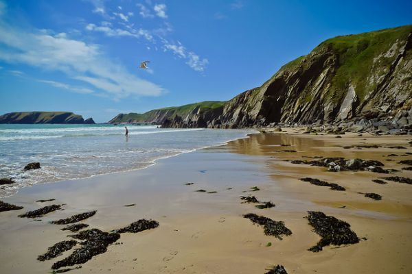 Marloes Sands, Wales2