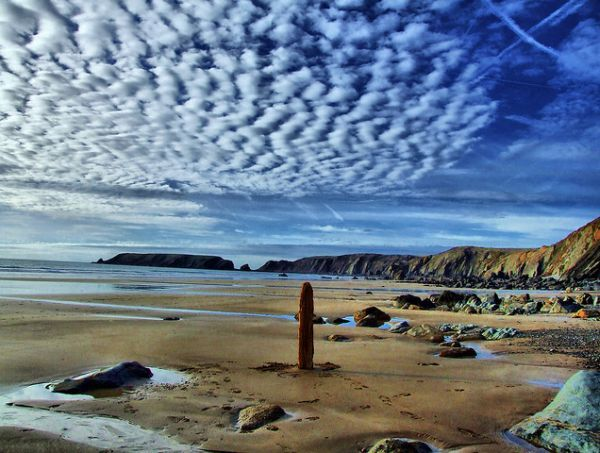 Wales, Marloes Sands