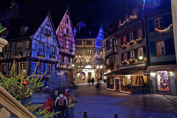 colmar-france-winter