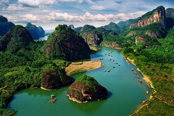 Danxia, China