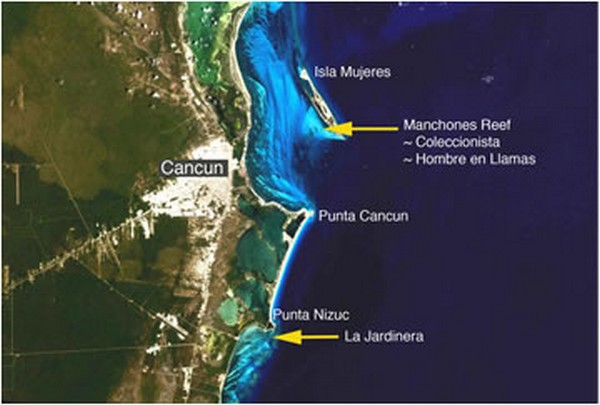 map-cancun