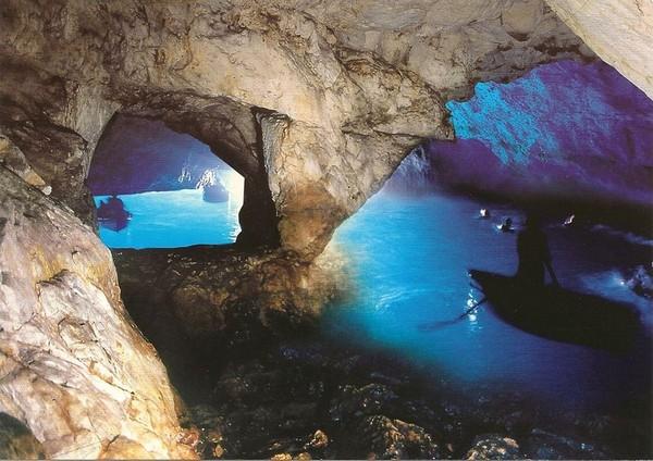 Blue Grotto, a Remote ...