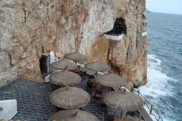 Cova d'en Xoroi restaurantt 07