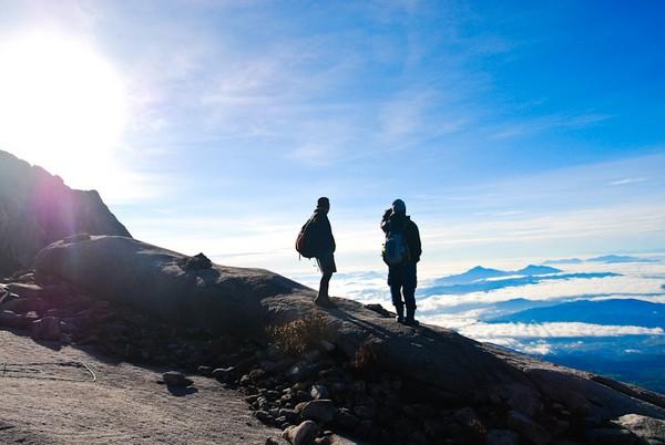 Mount Kinabalu - Via Ferrata-1