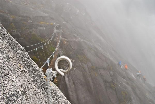 Mount Kinabalu - Via Ferrata-15