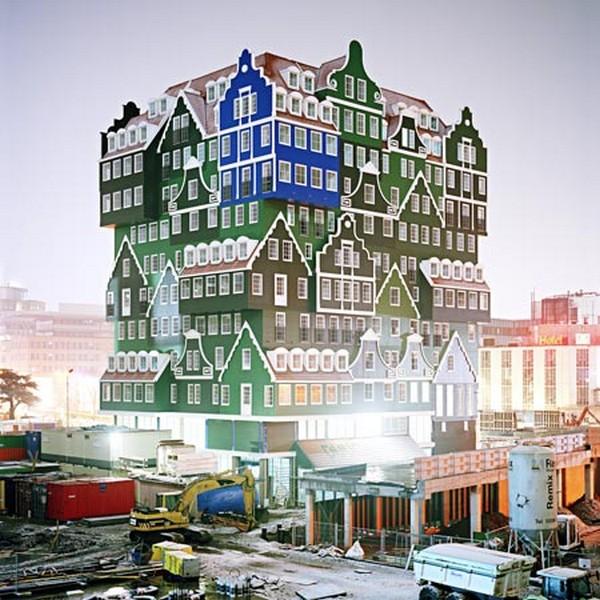 Zaandam Hotel Tourism on the Edge 01