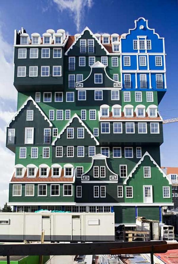 Zaandam Hotel Tourism on the Edge 07