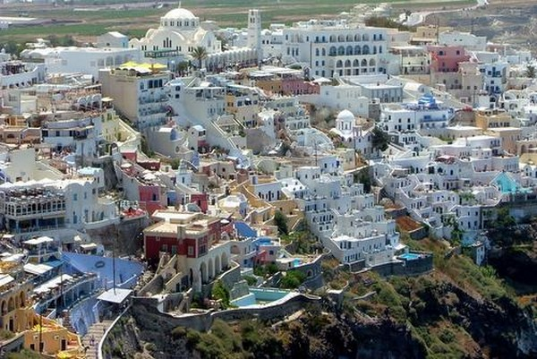 Bewithcing Santorini Small Travel Guide In 40 Photos