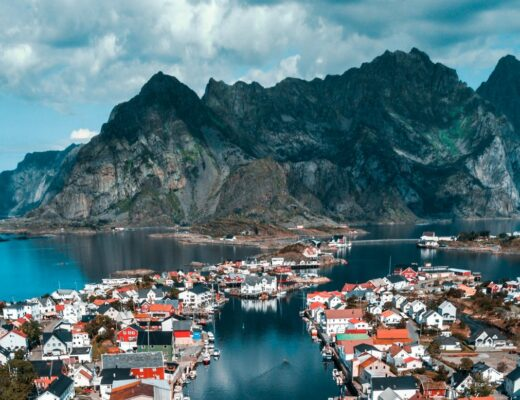 Travel Journal expedition Lofoten