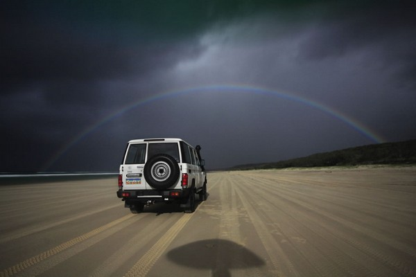 moonbow-formed-over-Fraser-Island