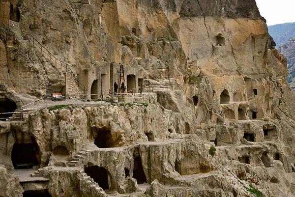 Cave City of Vardzia, Georgia