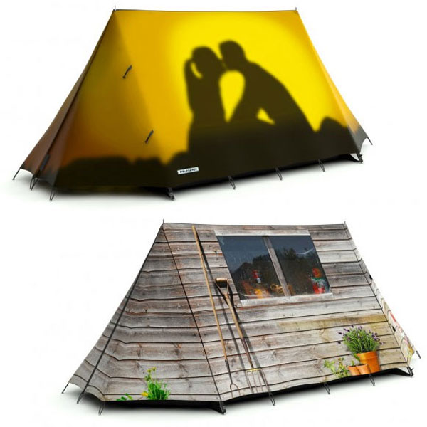 creative tent models
