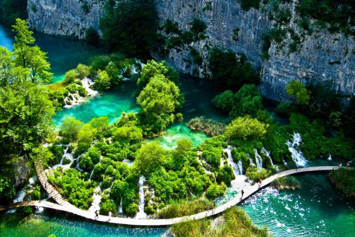 Etwas Neues genug Plitvice Lakes National Park in Croatia, a Spectacle of Vitality &OU_33
