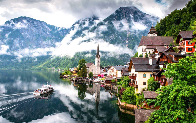 Nature Beauty Of Austria