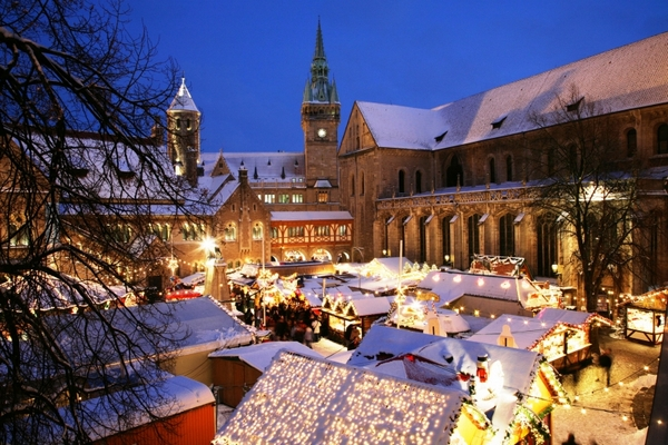 Braunschweig christmas market