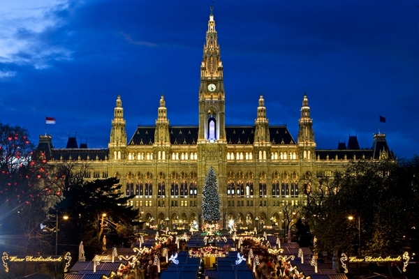 vienna christmas market austria - Vienna Christmas Market