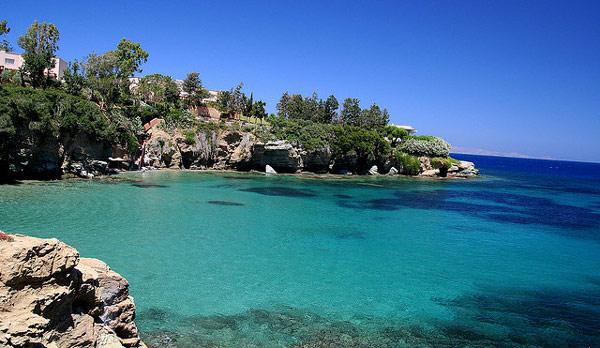 Agia Pelagia-Beach Crete, G