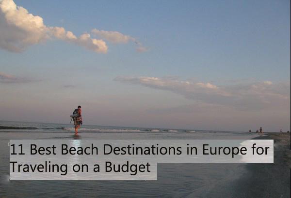 Best cheap beaches in europe