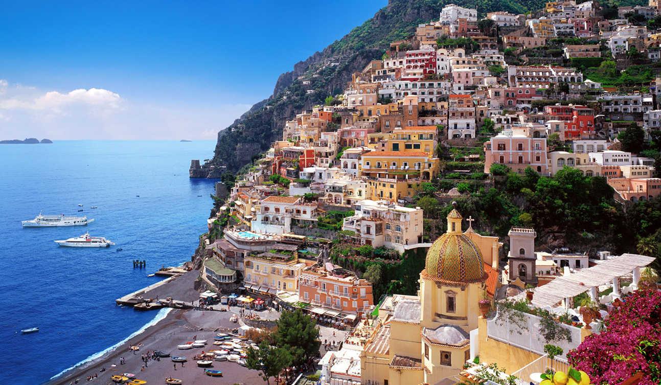 Fascination Of The Amalfi Coast Positano Italy