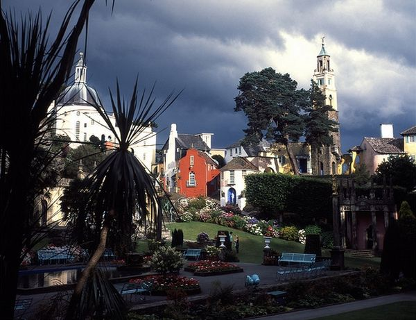 Portmeirion, Great Britain