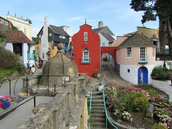 Portmeirion, Wales (4)