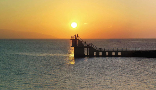 salthill-sunset