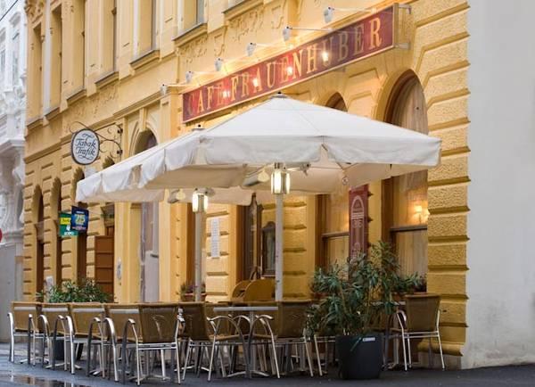 Café Frauenhuber Vienna Mozart