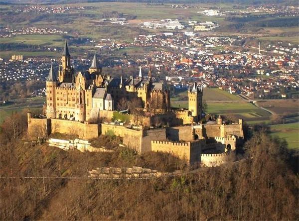 Hohenzoller-Castle