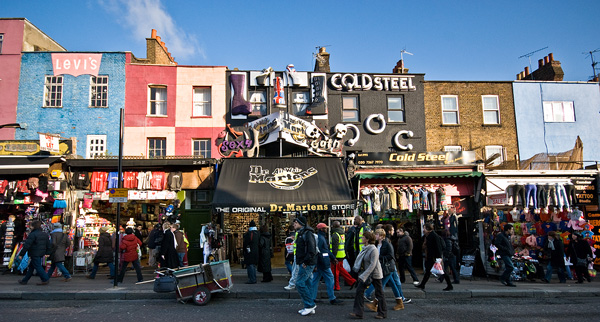 Camden London
