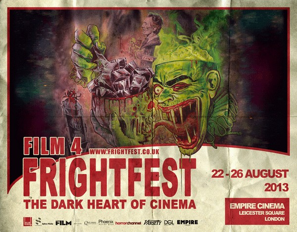 Frightfest poster