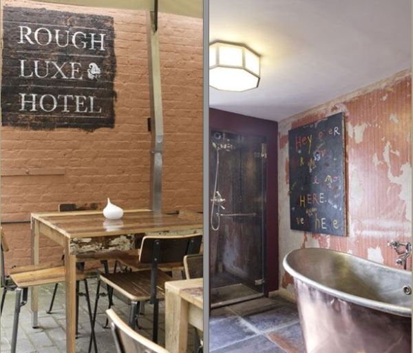 Rough Luxe Hotel London