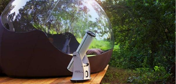 8_Maisons_Bulles_Bulle_Gaia_Telescope